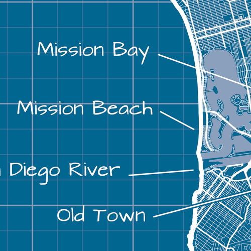 Custom city blueprint maphazardly custom city blueprint malvernweather Choice Image