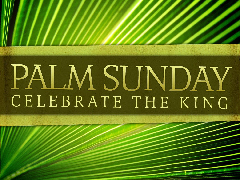 Palm sunday christ community m4hsunfo