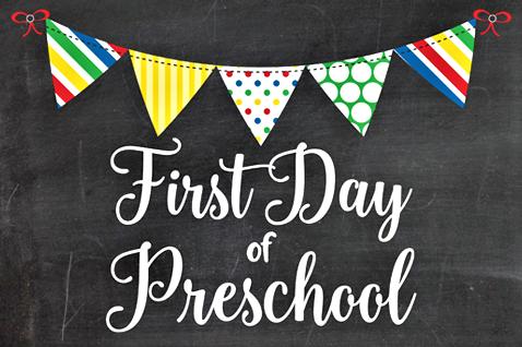 Image result for preschool begins