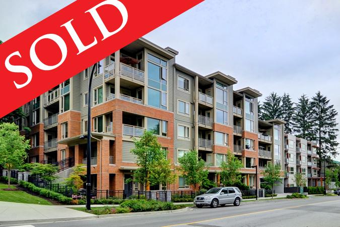 North Vancouver Condo @ Anderson Walk -