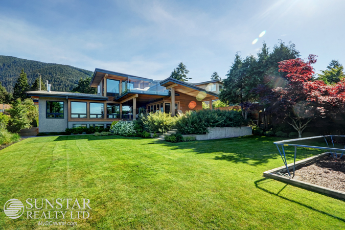 Canyon Heights Edgemont Village West Coast Contemporary Home