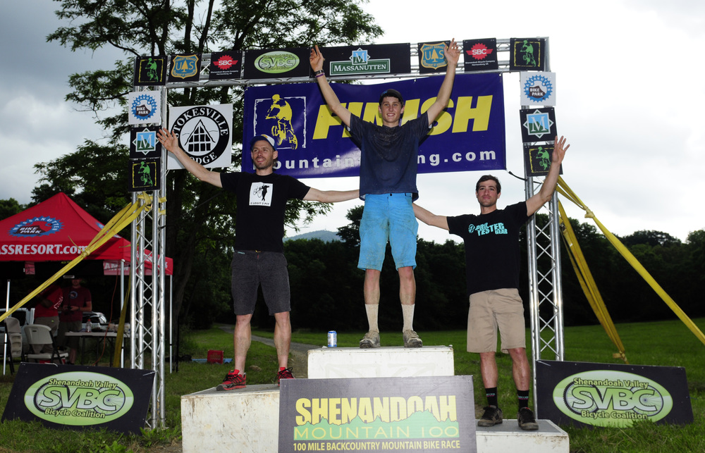 Men's Podium. Photo provided by ITMexposures
