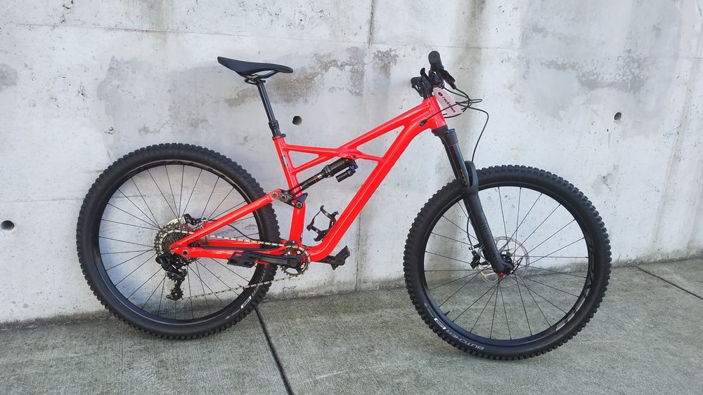 2018 Enduro Comp 29/6Fattie Available to demo for $50/day!