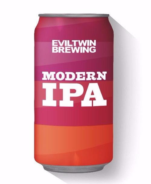 evil twin brewing modern IPA