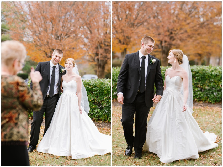 fall bride groom portraits baltimore wedding photographer