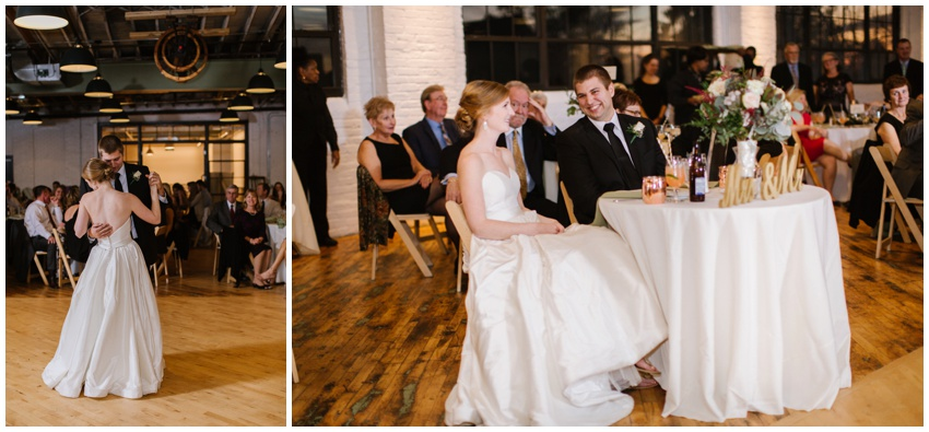 industrial wedding venue baltimore wedding photographer