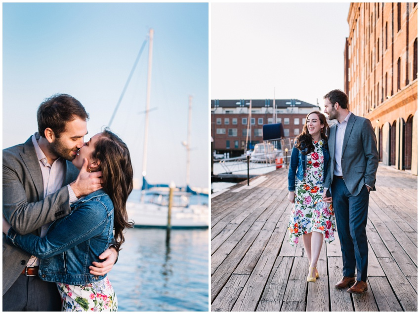 fells-point-spring-engagement-photos