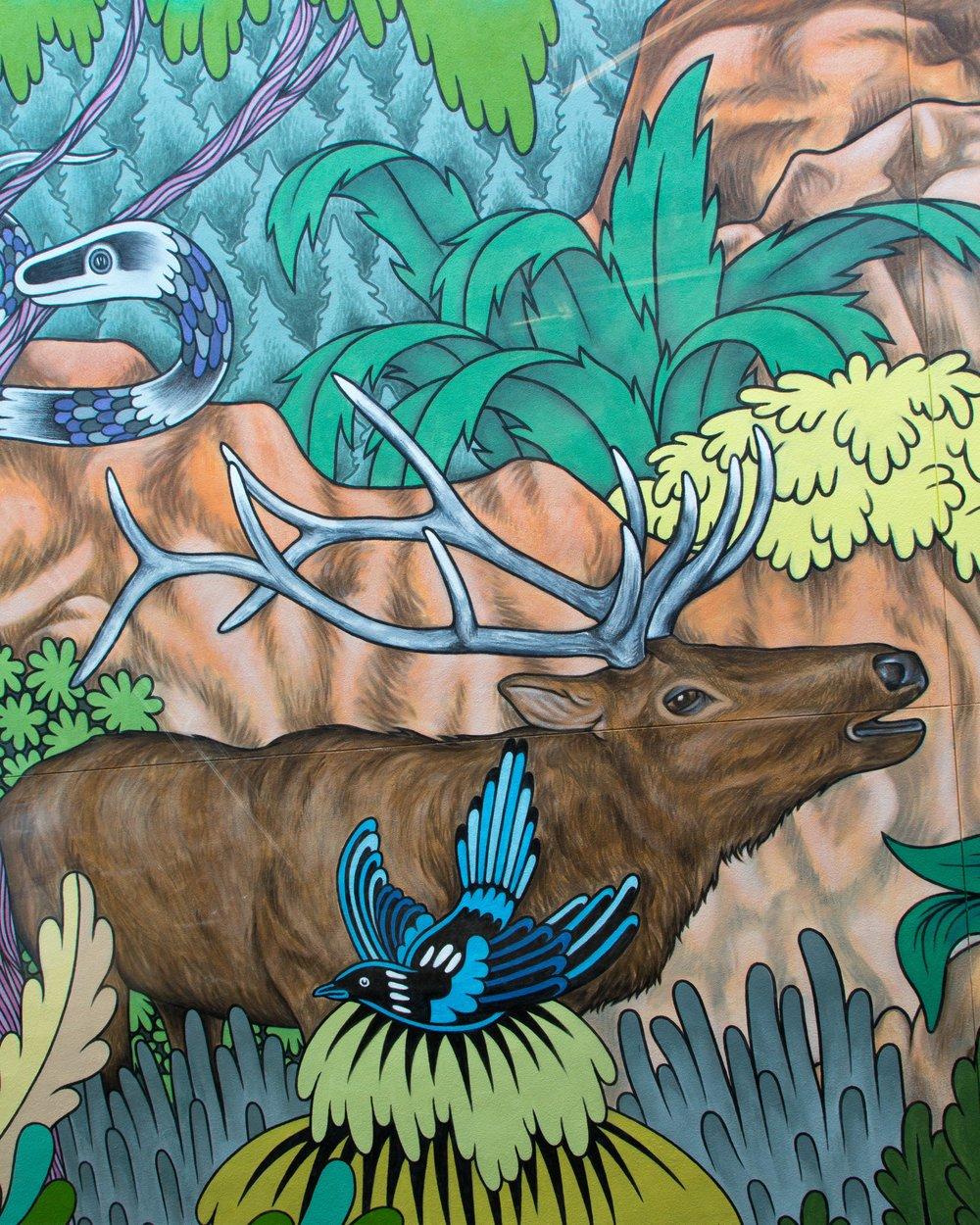 Murals Finished-7 detail elk.jpg