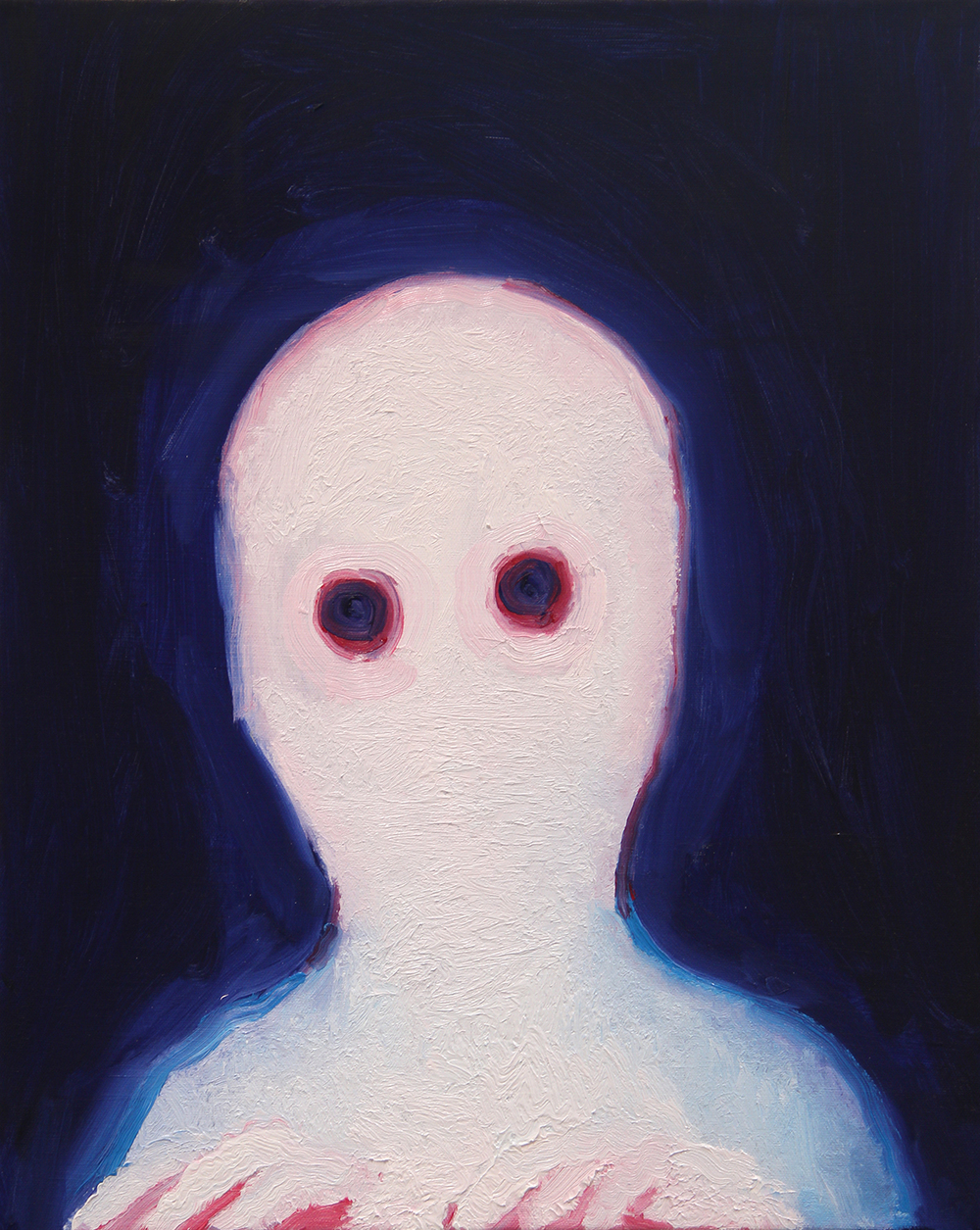 casper (self portrait)