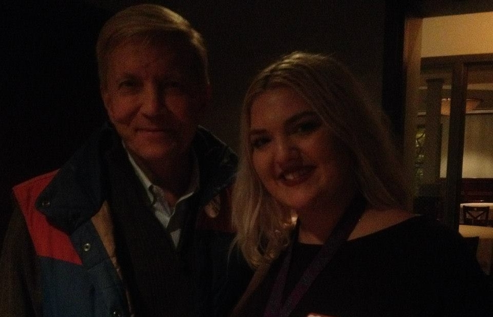 After interviewing Alderman Bob Fioretti during the 2015 Chicago Mayoral race.