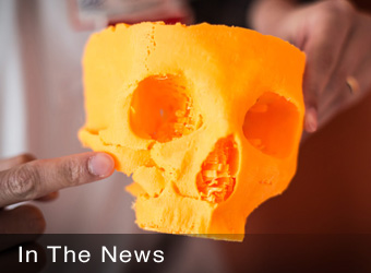 In The News: 3D Printing