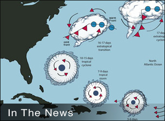 In The News: Hurricanes