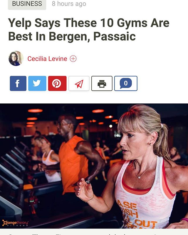 Thanks to all of our members and community for all the love and support. Check out @dailyvoicebergencounty Yelp recommended TOP 10 Gyms in Bergen & Passaic Counties. Link in Bio: #top10 #gym #gyms #bergen #yelp #crossfitgsp #fitness #health