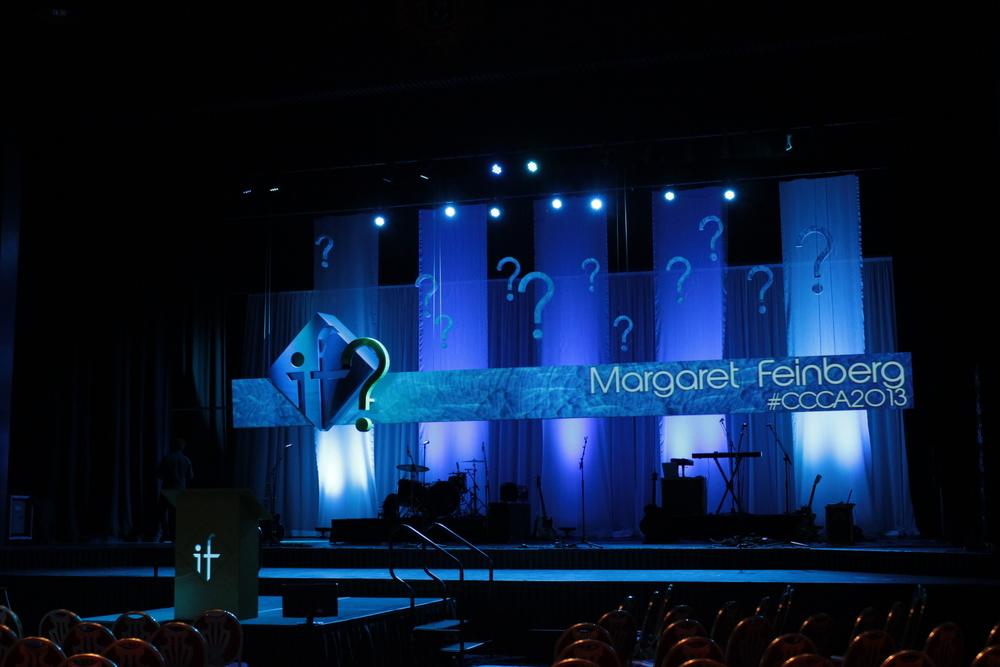 Christian Camping National Convention (with Legacy Productions )