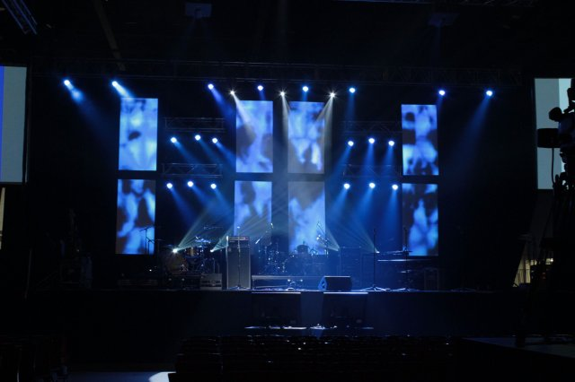 Promise Keepers National Tour 2013 ( With Legacy Sound Productions