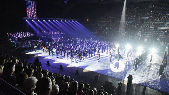 Military tattoo Colorado Springs Colorado 2016