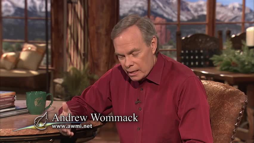 Lighting Andew Wommacks  Weekly TV broadcast