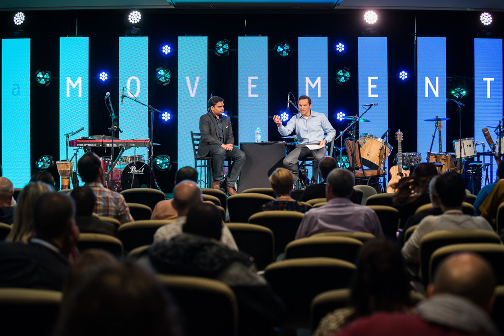 Compassion International National Leaders conference 2017