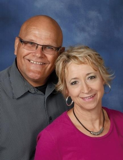 Steve & Susan Gledhill