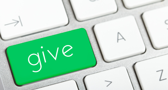 Click here to give through ELEXIO.