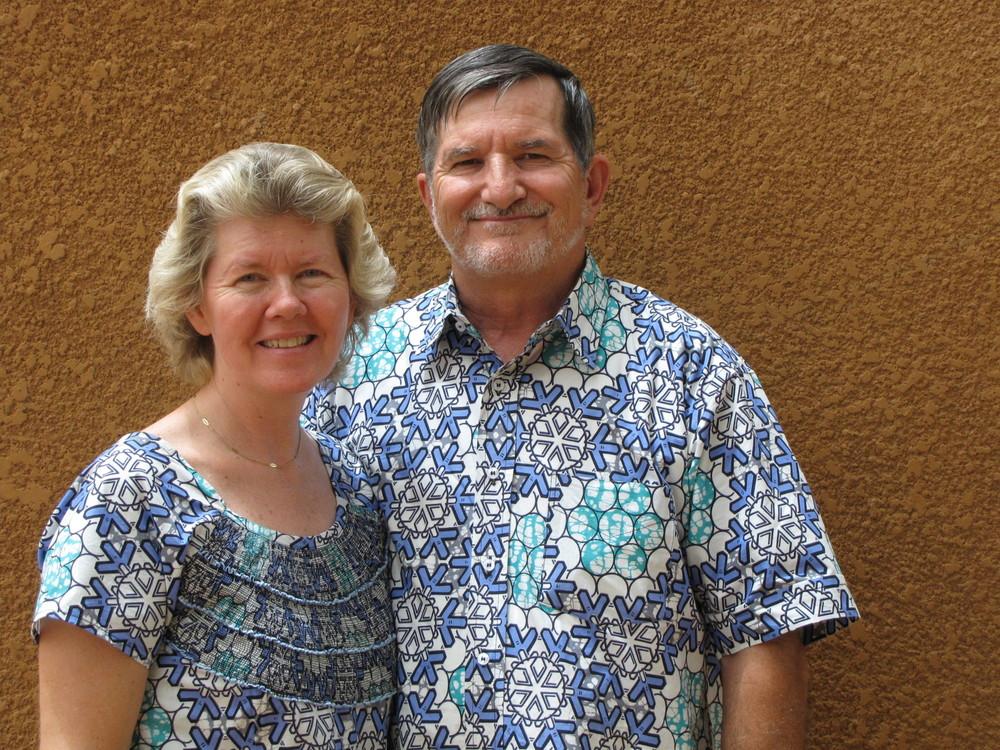 Chris & Diane
