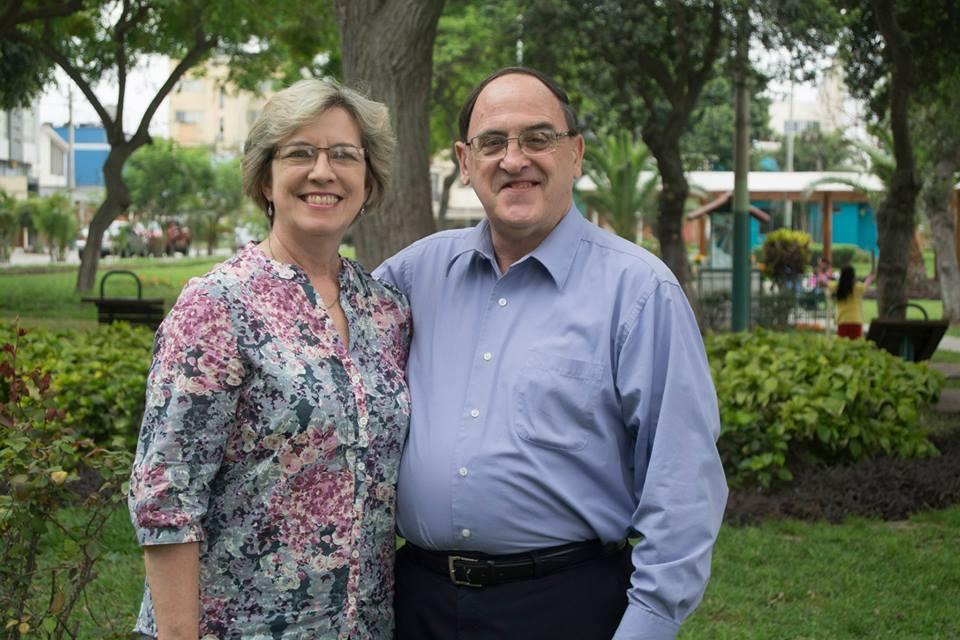 David & Evelyn Stone
