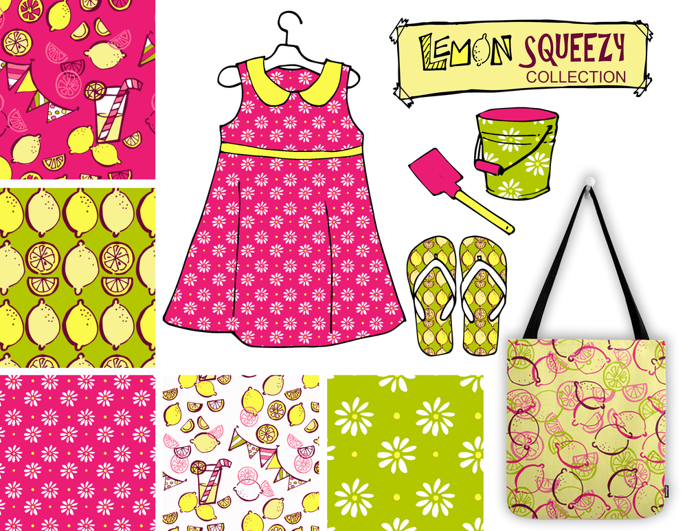 Lemon Squeezy patterned mockups2a.jpg