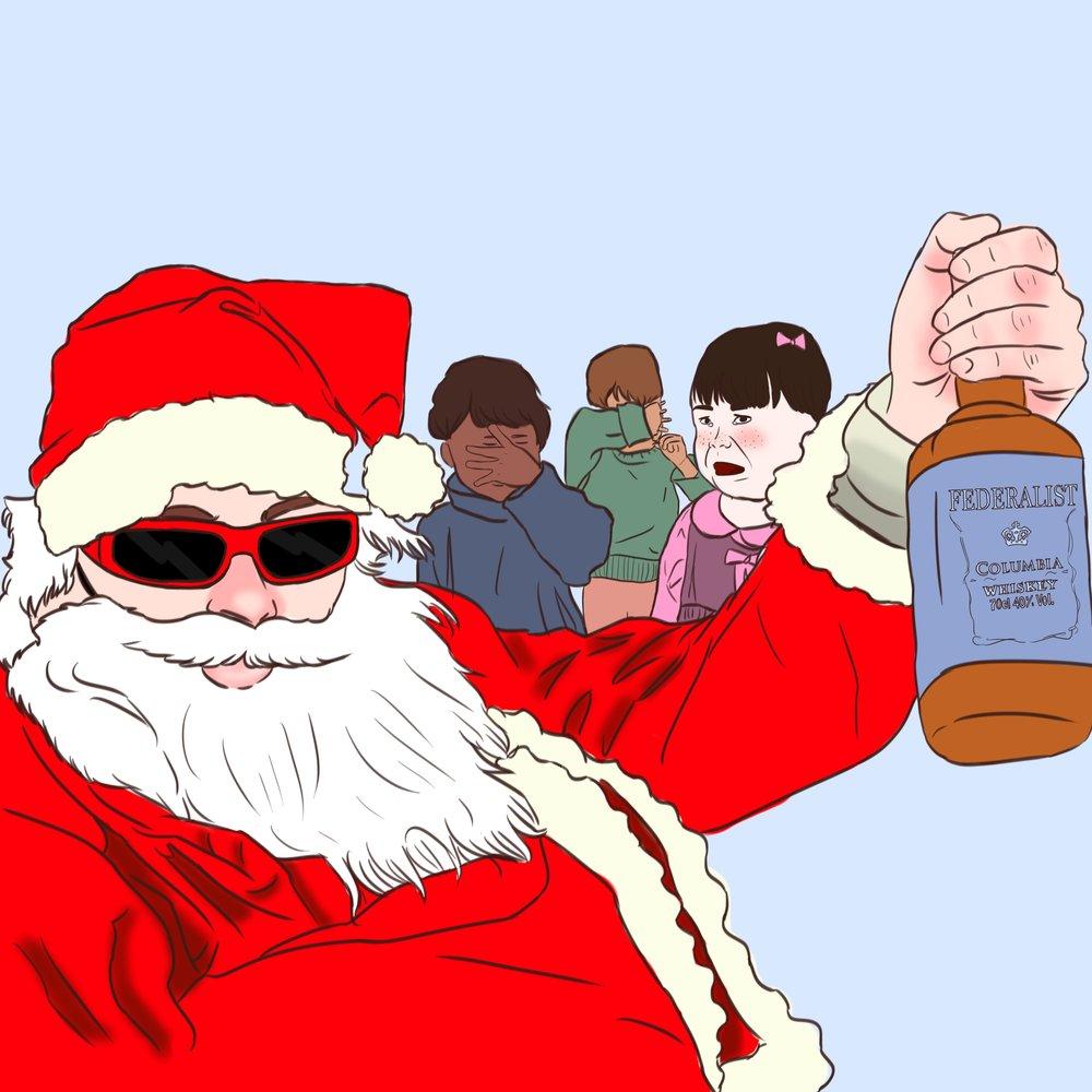 Natalie Arenzon - Drunk Santa (1).jpg