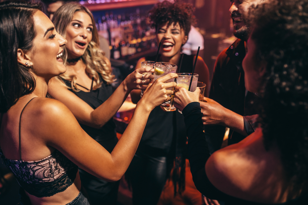 Image result for clubbing