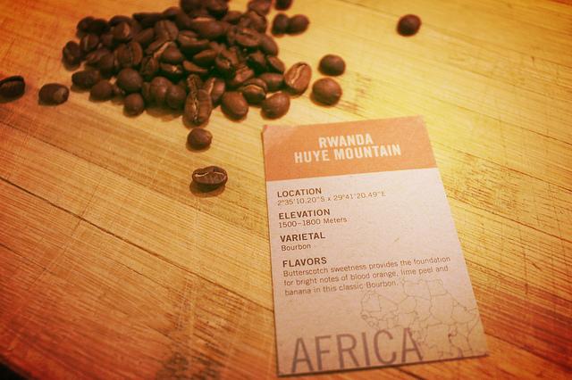 Rwanda Huye Mt.