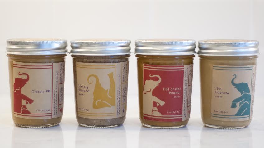 PB&Jams jars