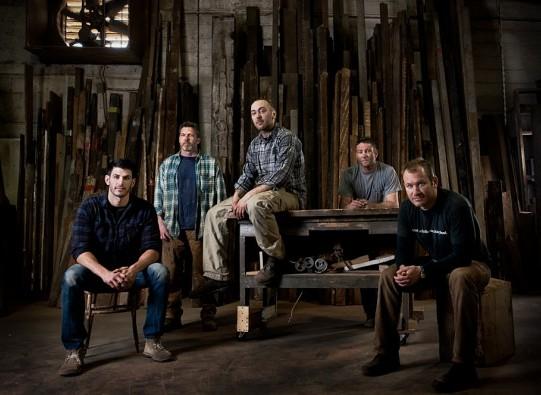 sandtown millworks crew