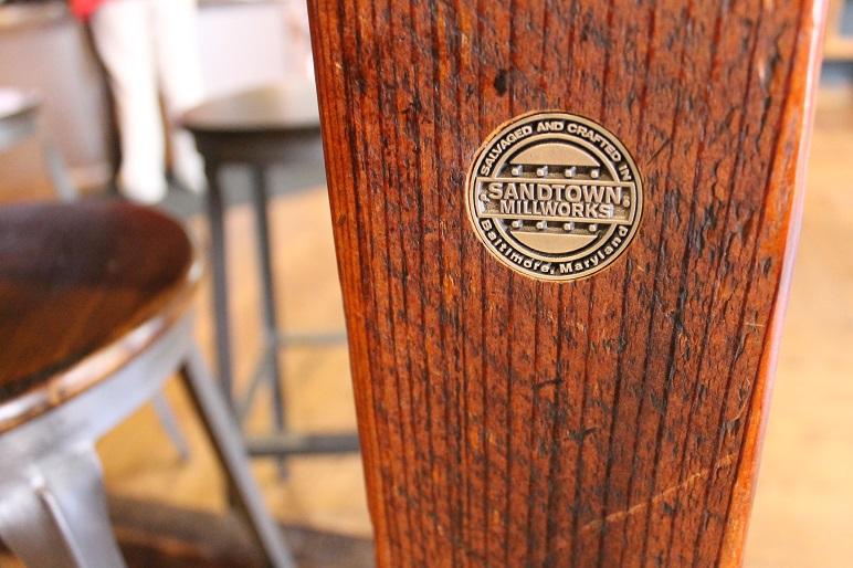 sandtown mill logo