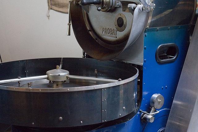 Stumptown Roasting Machine