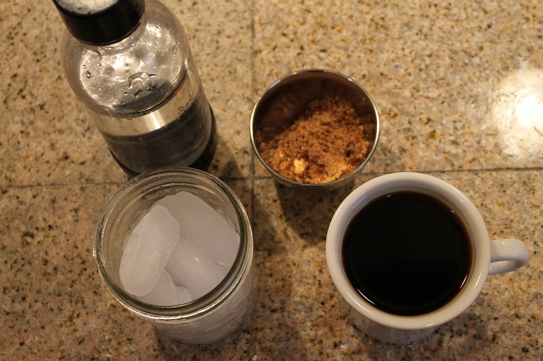 coffee soda ingredients