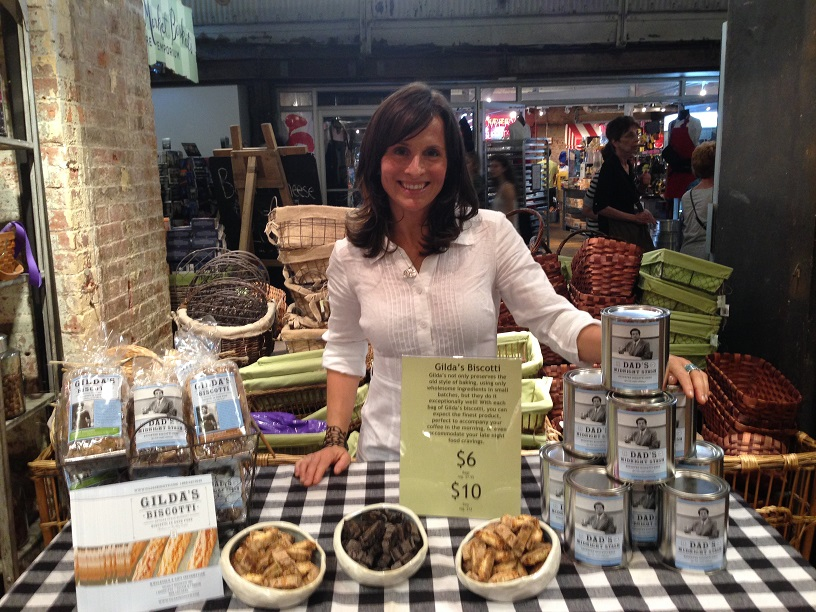 Gilda at Chelsea Market in NYC