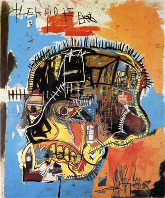 """Believe it or not, I can actually draw."" -Basquiat"