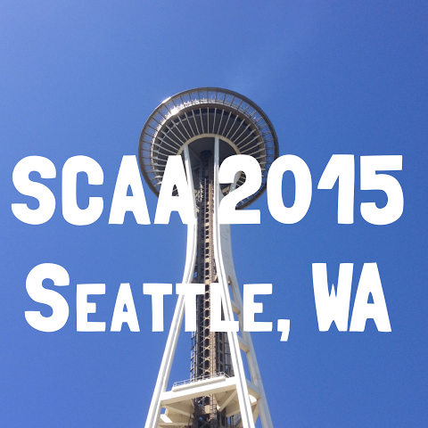 SCAA Space Needle