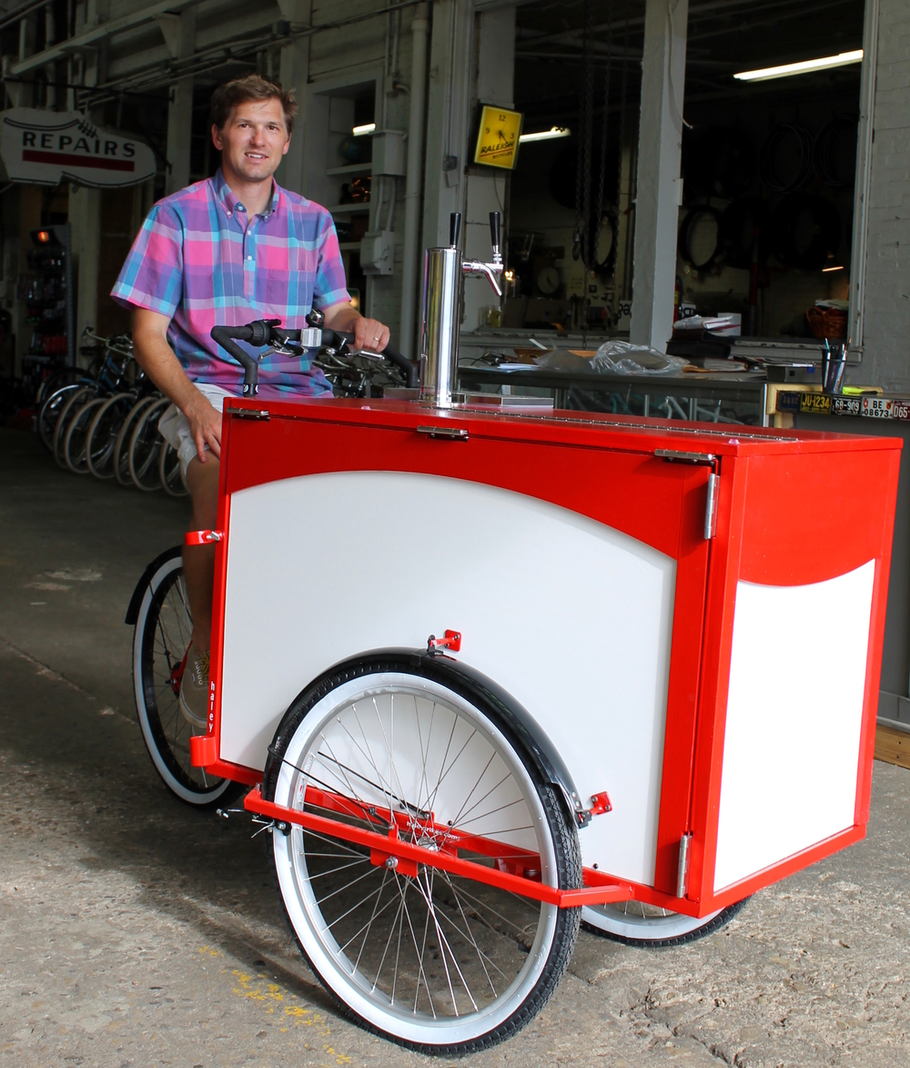 HubBub Cold Brew Trike