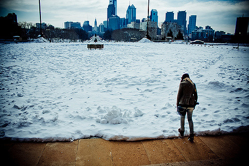 philly winter