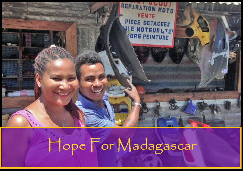 Hope For Madagascar