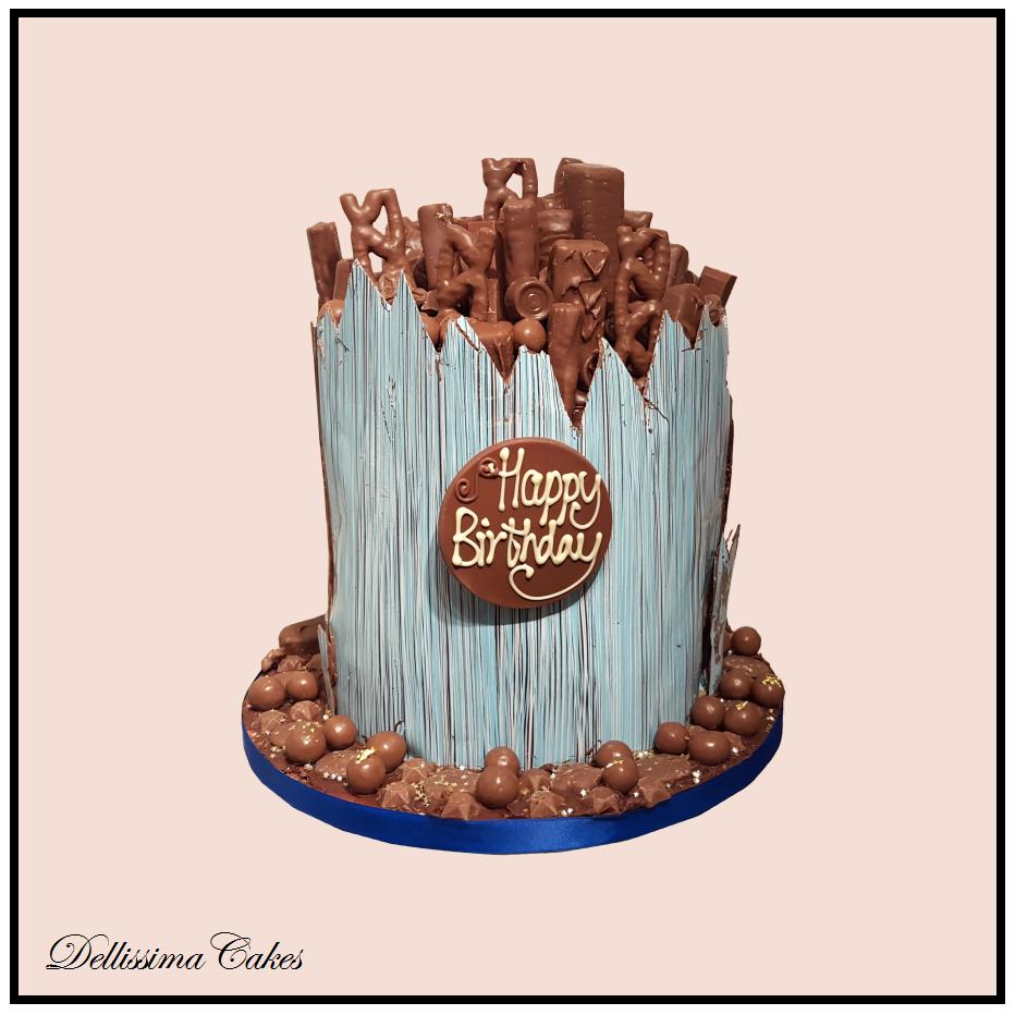New Celebration Birthday Cakes Dellissima Cakes