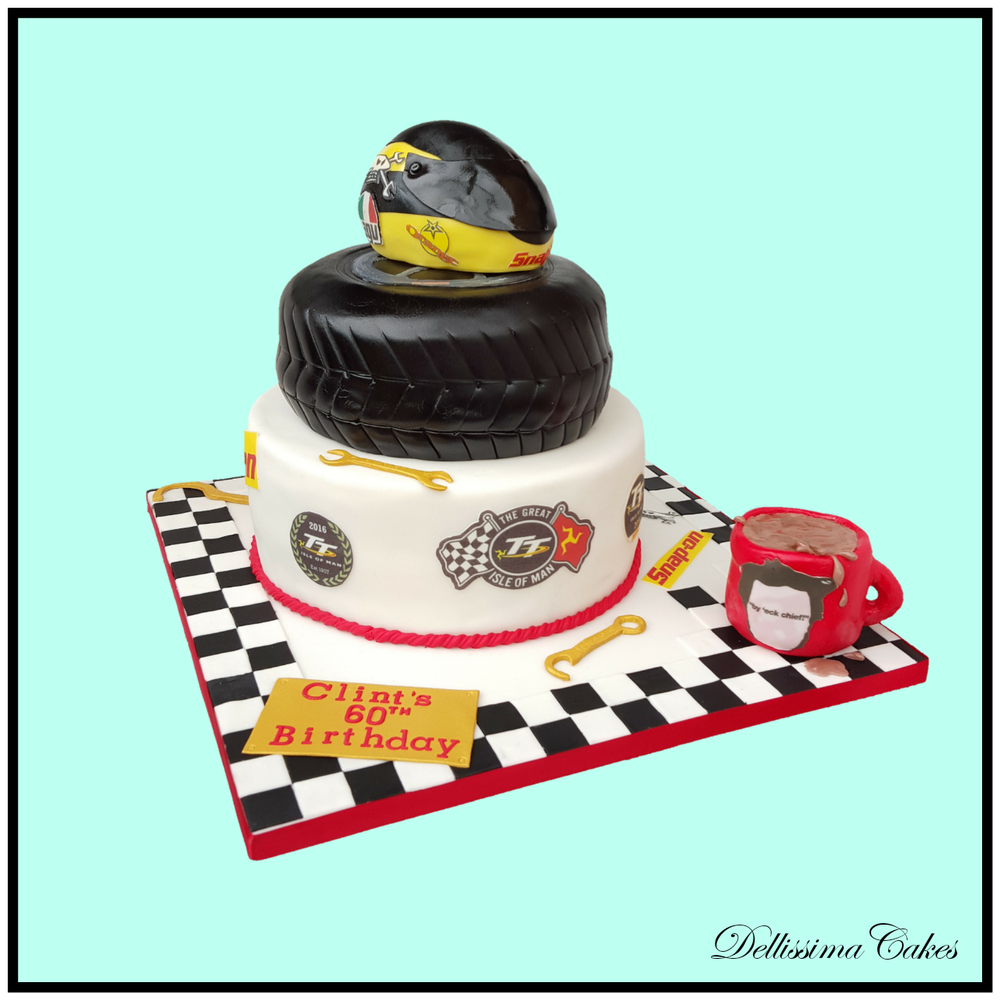 Copy of Guy Martin Cake