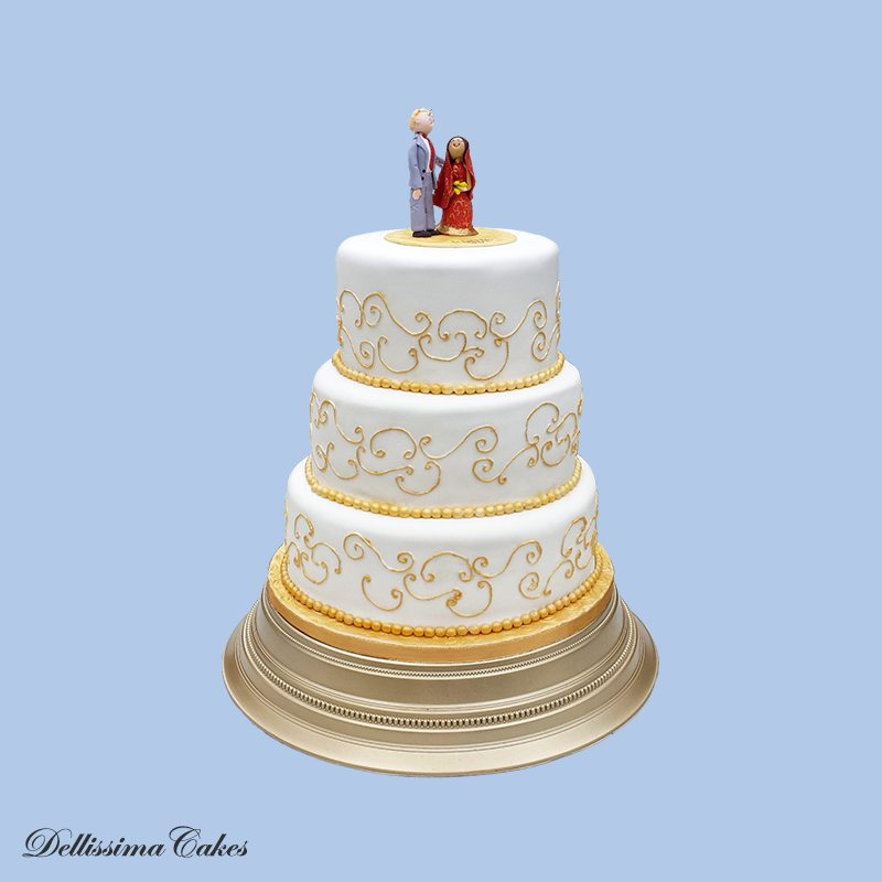 Wedding Cakes Award Winning Retford Cake Maker Dellissima Cakes
