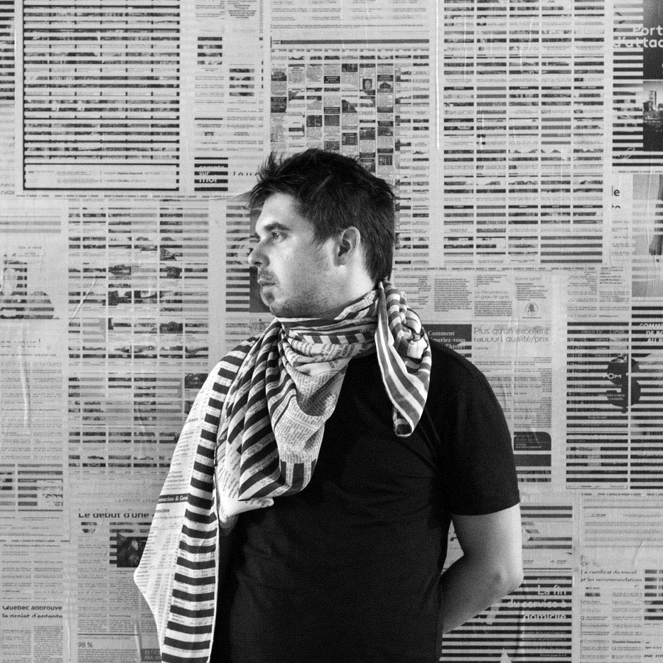 Partage Montréal Season 2 Collection Curator:Étienne Tremblay-Tardif