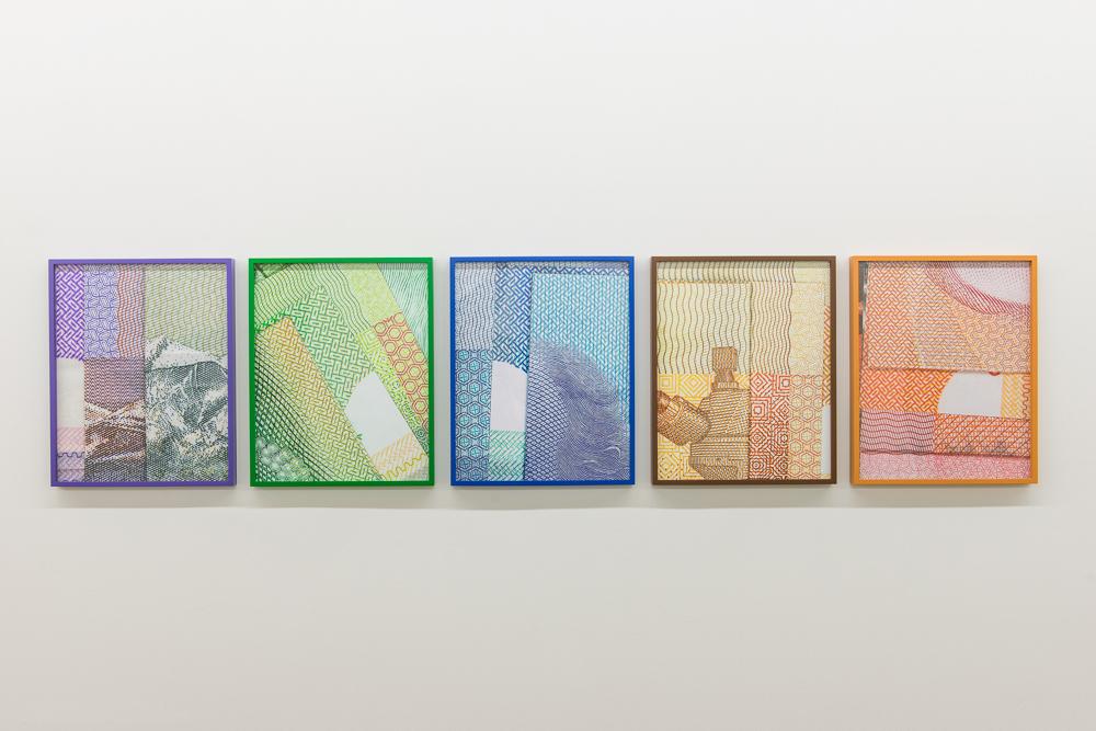 "Jasper, Elizabeth, Wilfred, Zeiss & William, 2014Inkjet Prints 20"" x 25"",edition of 5"