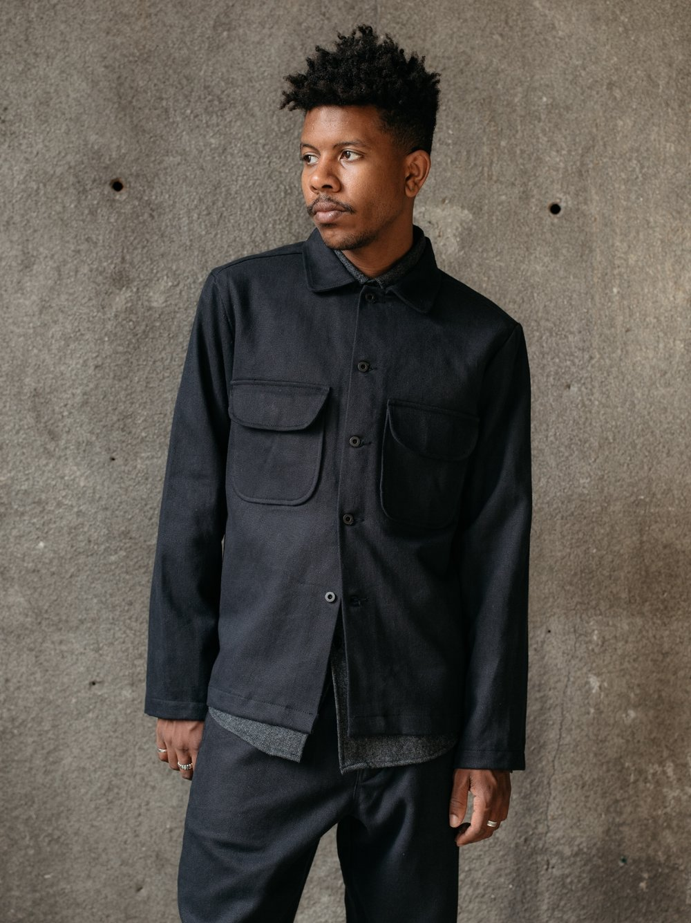evan-kinori-field-shirt-black-moleskin-1