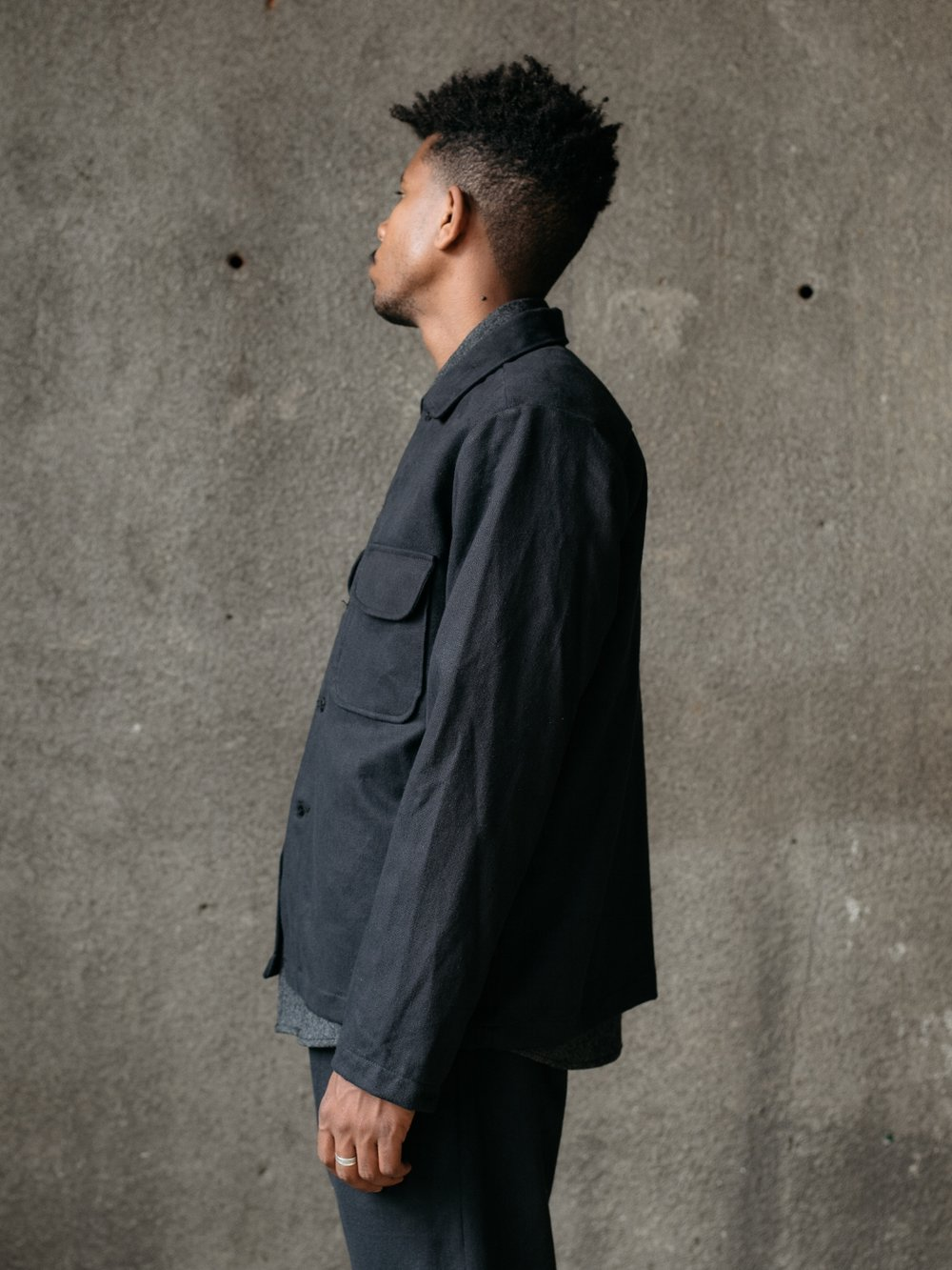 evan-kinori-field-shirt-black-moleskin-2