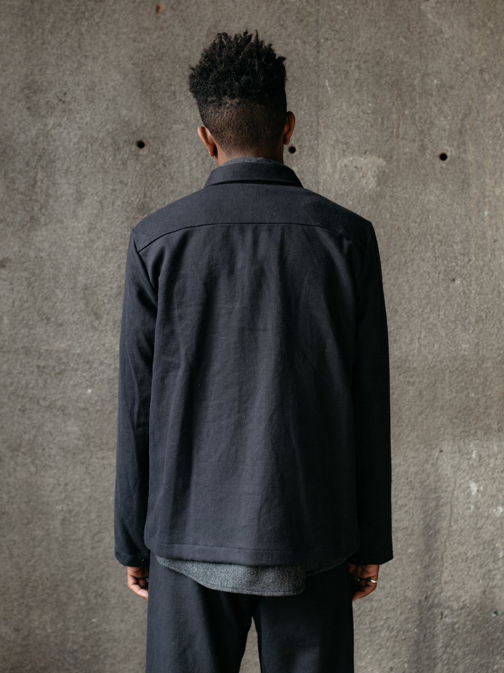 evan-kinori-field-shirt-black-moleskin-3