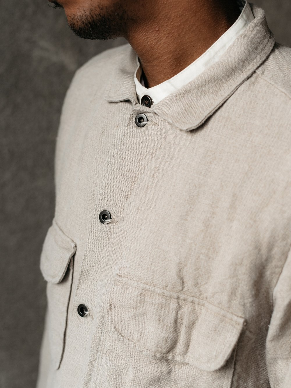 evan-kinori-band-collar-shirt-field-shirt-hemp-organic-cotton